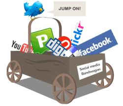 Need a social media consultant for your Bozeman Business? Take the high road